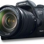 Canon 7D mark II:lle ohjelmistopäivitys 1.0.4 julkaistu