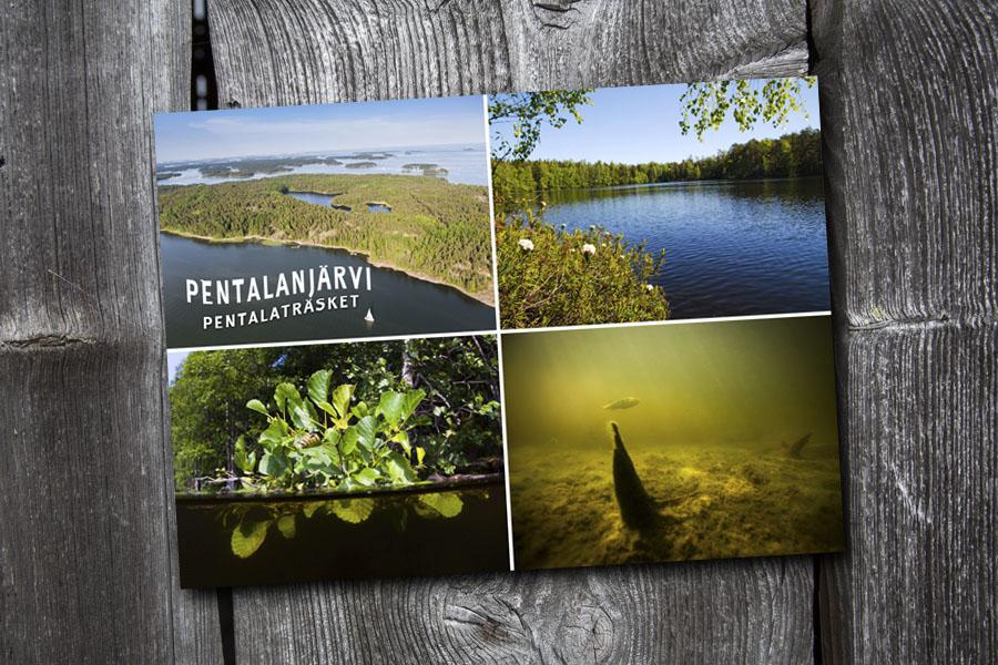 postikortti blogiin