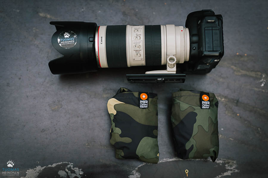 lens rain cover mrjan gear